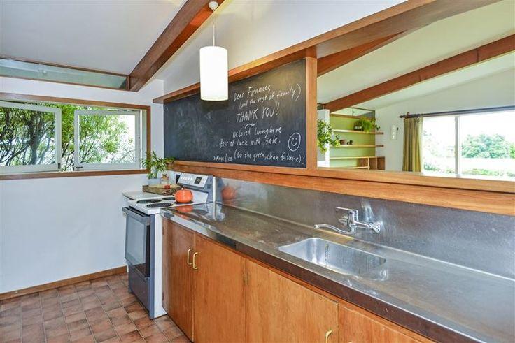 #blackboardwall in #kitchen #styling by #placesandgraces