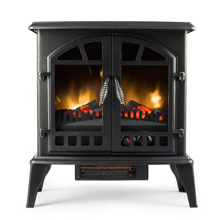 """Amazon.com - Jasper Electric Fireplace - e-Flame USA 22"""" Portable Electric Fireplace with 1500W Space Heater - NEW 2014 Model -"""