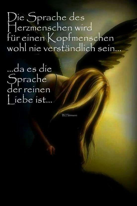 ...die Sprache des Herzmenschens...❤❗