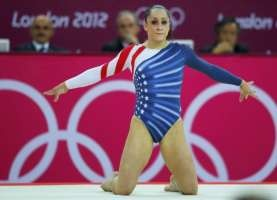 """2016 Olympics for Jordyn Wieber? YES!!! """"There's still a chance Wieber could keep going. She begins her senior year of high school in the fall and is almost certain to compete through the world championships in Belgium next year. After that, if she stays healthy and in shape, the 2016 Games are not out of the question.""""  said Coach Geddert. YAY JORDYN!!! <3"""