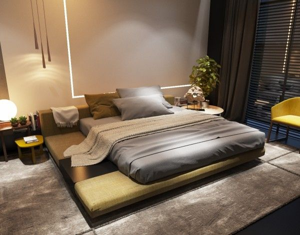 Stunning Home-designing.com Bedroom Contemporary - Interior Design ...