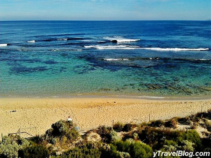 """Beautiful...""""Yallingup Beach"""" in Western Australia - one of 12 Beaches in Australia for your bucket list. The other 11 are on the blog: http://www.ytravelblog.com/beaches-in-australia/ #travel"""