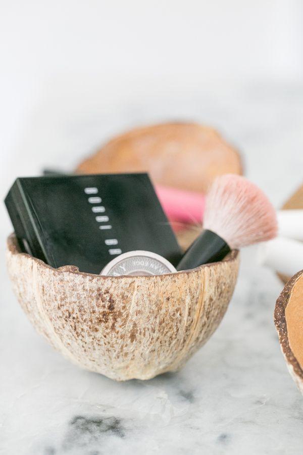 DIY Coconut Bowls