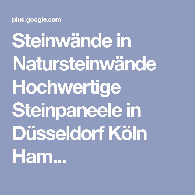 Steinwände in Natursteinwände Hochwertige Steinpaneele in Düsseldorf Köln Ham...