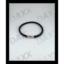 Daxx, Gerçek deri, mıknatıslı Rose gold kaplama