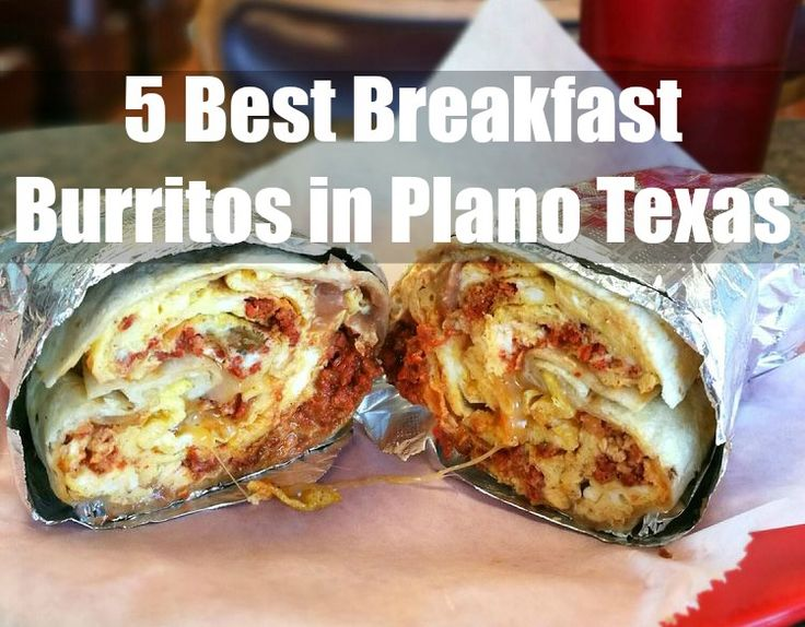 Ah, the breakfast burrito. It's the quintessential Tex-Mex food item. Whether you like yours wrapped and stuffed with salsa, with or without potatoes, cheesy or spicy, there's no shortage of options in Plano. Here are …
