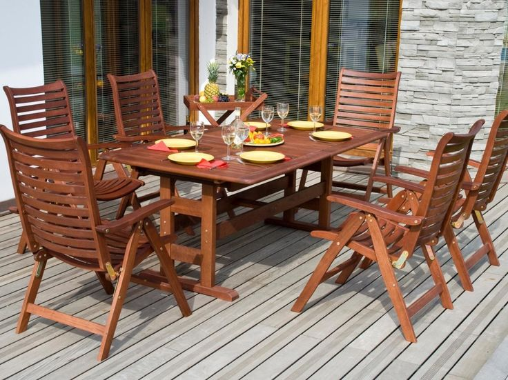 Elegant Uses Of Teak Wood: Teak Is Used For A Variety Of Different Purposes  Throughout The. Iron Patio FurnitureOutdoor ...