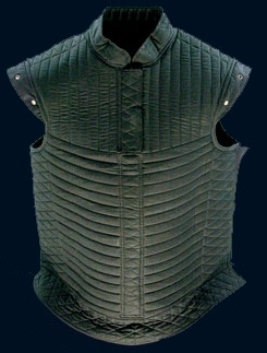 quilted fencing jacket - photo #37