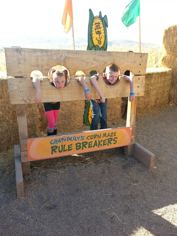 """Fun idea for """"photo op"""" at Halloween Carnival.  Parents will love it!"""