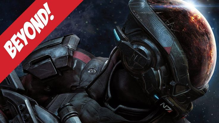 Podcast Beyond Episode 467: Gauging Our Hype For Mass Effect Andromeda - IGN