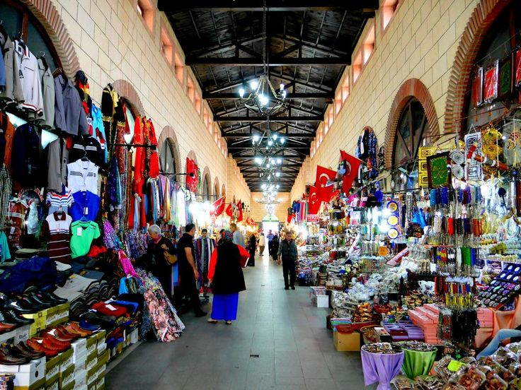 mirrored the bazaar Photo by Haldun Yilancioğlu — National Geographic Your Shot