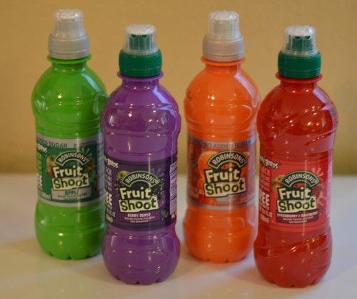 Making a Delicious Lunch with Fruit Shoots! #fruitshoot #fuelyourimagination #ad