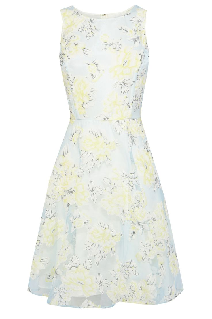 PIPPA JACQUARD DRESS