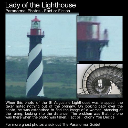 Lady of the Lighthouse