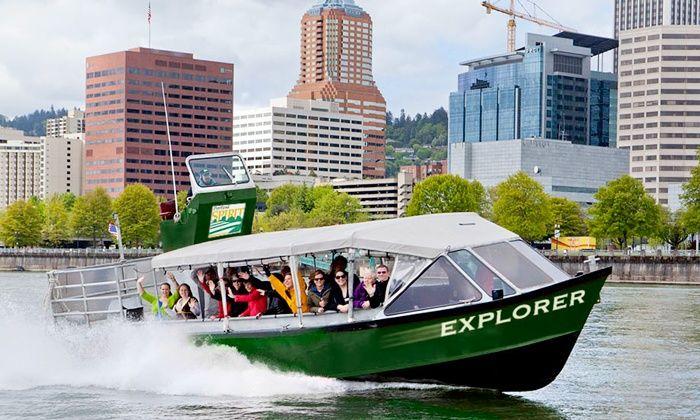 Heart of the Gorge Cruise - Portland Spirit Cruises | Groupon