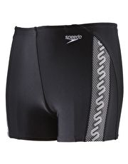 Speedo Boys Endurance 10 Monogram Aquashort - Black and The Boys Monogram Aquashort from Speedo is a soft and comfortable swim short with 10 times the chlorine resistance of normal Lycra swimwear fabrics and gives 2-way stretch for freedom of movement http://www.MightGet.com/january-2017-13/speedo-boys-endurance-10-monogram-aquashort--black-and.asp