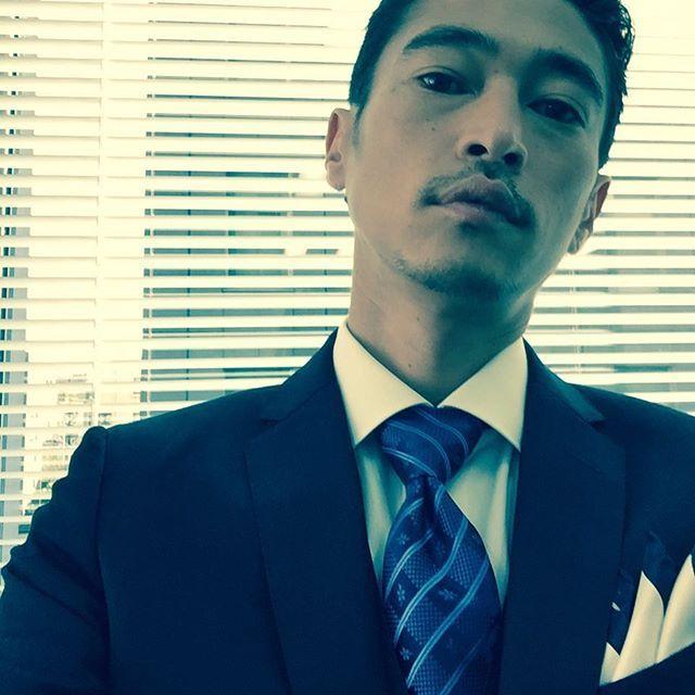 """#yosukekubozuka """"Therefore I believe myself and act"""""""