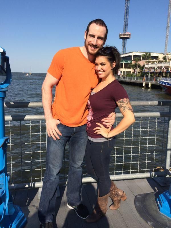 Aiden English and shaul Guerrero