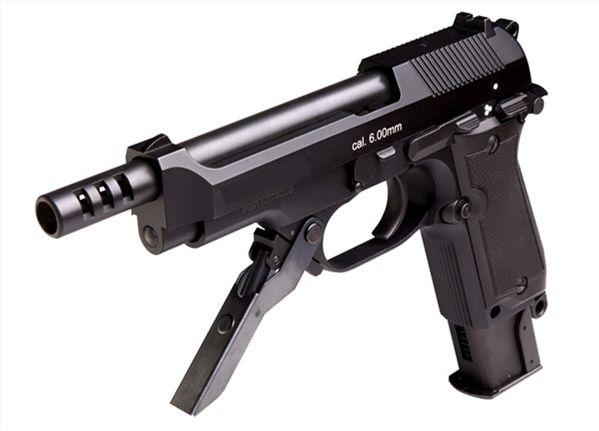 best machine pistol
