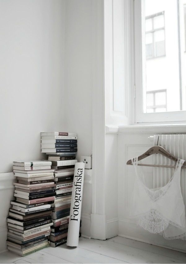 Best 25+ Stacked books ideas on Pinterest | Next table lamps ...
