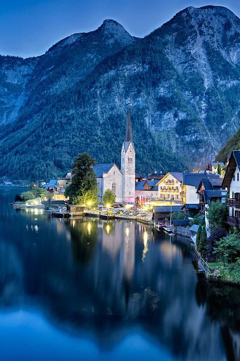 Hallstatt, Austria | Amazing Pictures - Amazing Pictures, Images, Photography from Travels All Aronud the World