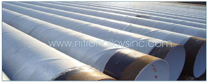 Nitron Alloys Overseas Astm A672 pipe manufacturers in india, we are leading Suppliers of a672 steel pipe,astm a672 gr b60 class 12, astm a672 c65 cl22 pipe in india