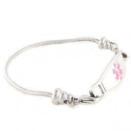 Pandora Style Medical ID Bracelets