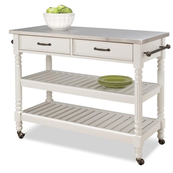 Best 25+ White Kitchen Cart Ideas On Pinterest | Kitchen Cart With Drawers,  Movable Island Kitchen And Portable Kitchen Island