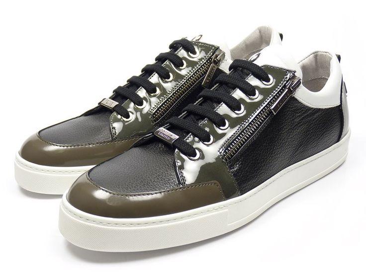 Botticelli LU27451 sneakers - zwart / combi