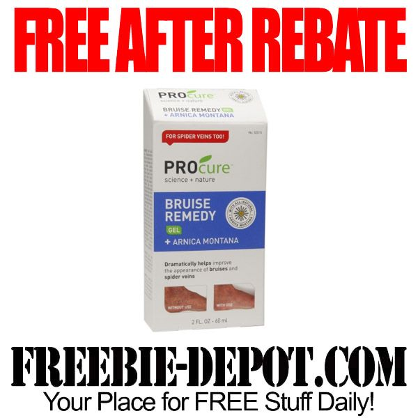 FREE AFTER REBATE – Bruise Remedy Gel at Walgreens with Balance Rewards $7 Value - Exp 10/11/14