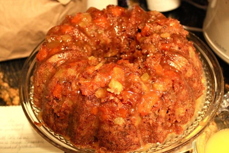 Make Orange Slice Candy Cake