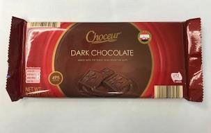 ALDI Voluntarily Recalls Choceur Dark Chocolate Bar Due to Undeclared Nut Allergen Products Could Contain Almond Pieces Not Listed on Packaging