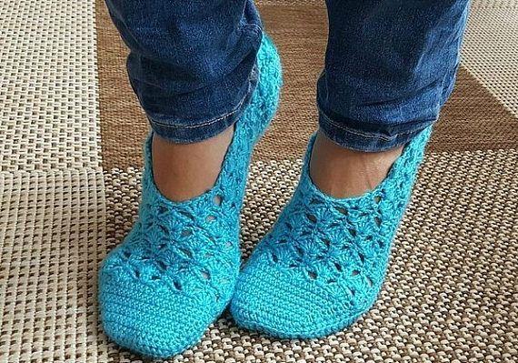 16 best Crochet Pattern Shoes, Slippers, Socks images on Pinterest ...