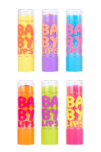 Maybelline #BabyLips Tinted #LipBalm I use this product because it moisturizes my lips and some of the lip bams also have SPF in it to protect my lips from the sun