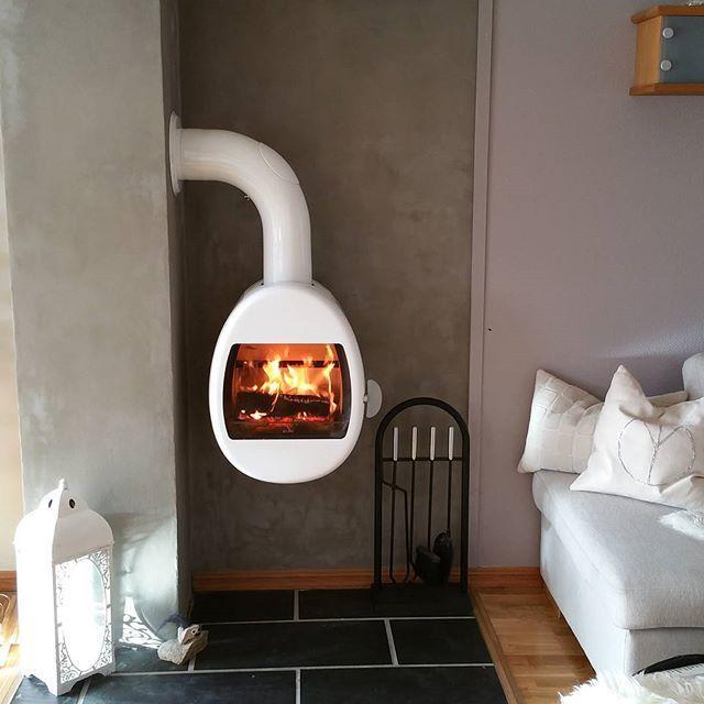 Scan 66 houtkachel / Scan 66 wood stove.