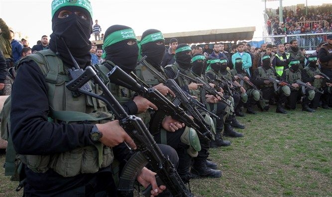 Charity funds diverted to arm Hamas terrorists Christian charity duped into funding Hamas, furnishing terror group with millions of dollars. Arutz Sheva Staff, 04/08/16
