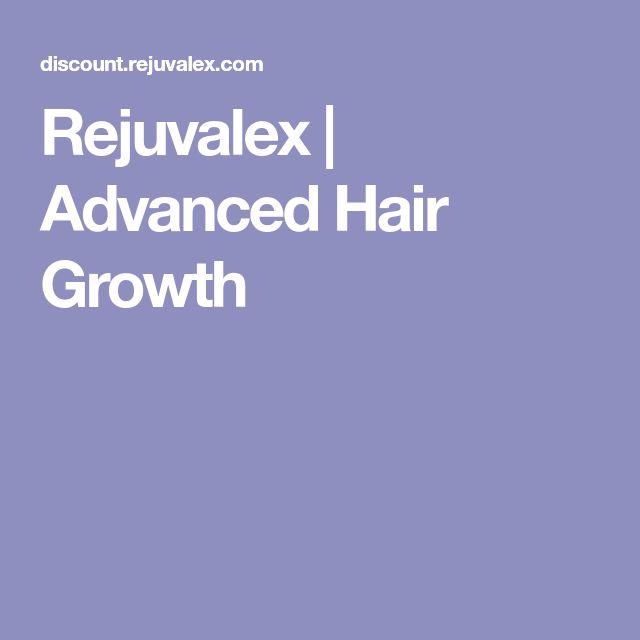 Rejuvalex | Advanced Hair Growth