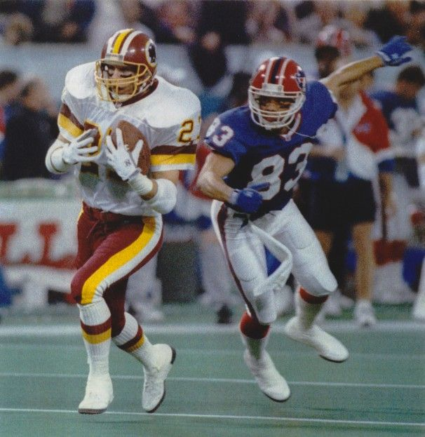 washington redskins super bowl victories | Safety Brad Edwards was one of the unsung heroes of Super Bowl XXVI ...