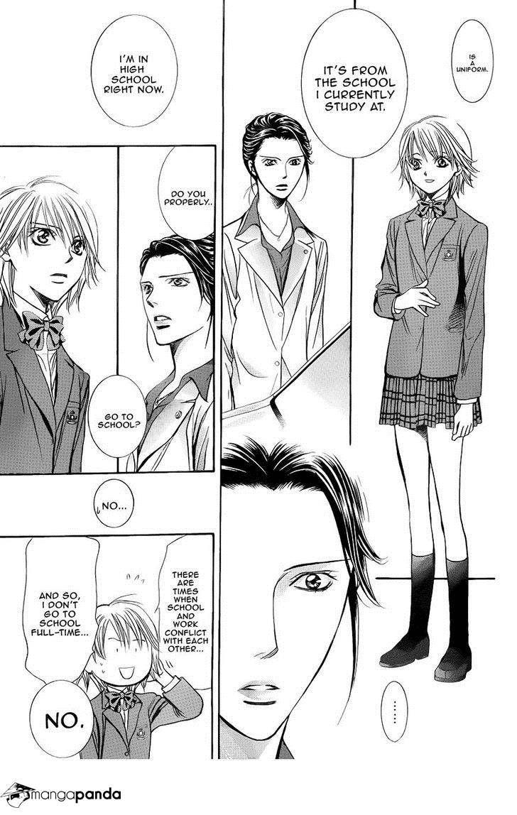 Read manga Skip Beat Skip Beat 227: online in high quality
