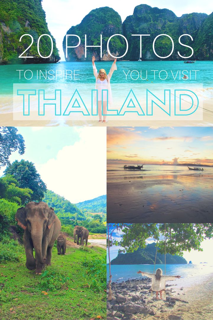 20 PHOTOS TO INSPIRE YOU TO VISIT THAILAND | The Republic of Rose