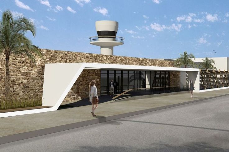 Fraport Outlines Master Plans for Mykonos, Corfu Airports.