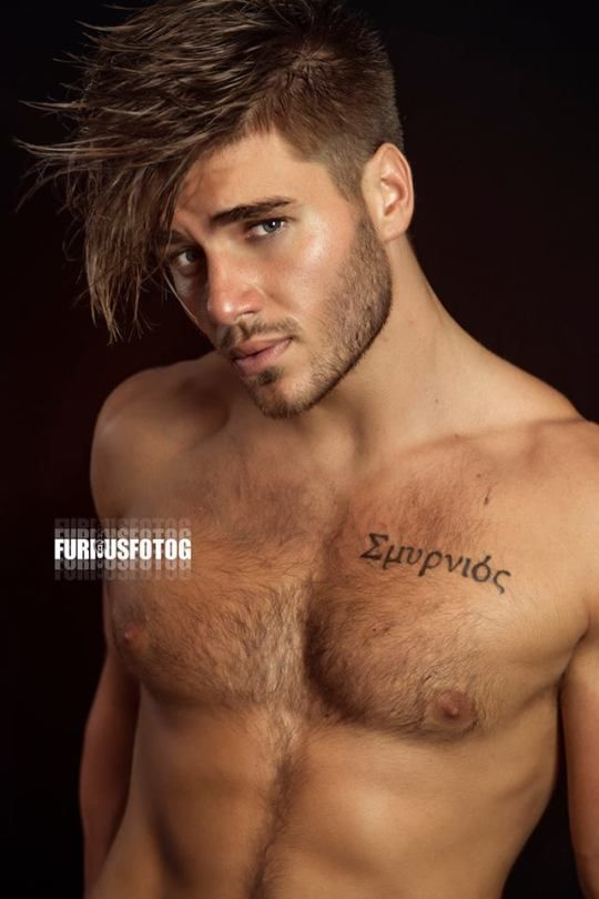 Gus Caleb Smyrnios by FuriousFotog  Hot Men G Part 3
