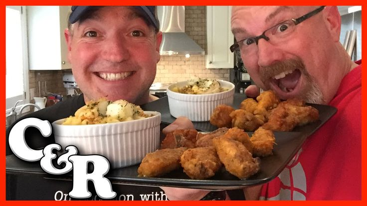 Lobster Mac & Cheese plus Deadly Wing Roulette - Cook&Review | KBDProduc...