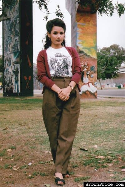 ... Cholas y que...☠ ️ on Pinterest | Chola style, Chola girl and