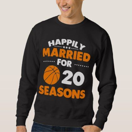Basketball Shirt For Couple. 20th Anniversary Gift  $38.00  by AnniversaryAndAge  - cyo customize personalize diy idea