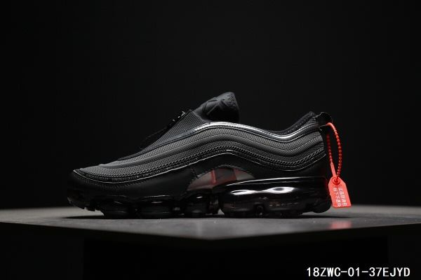 low priced bd068 4192e Cheap Nike Air Max 97 2018 KPU Men Black shoes To Worldwide Free Shipping  WhatsApp 8613328373859