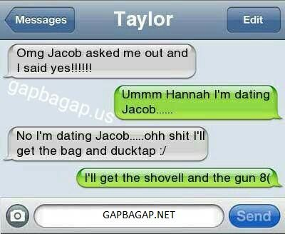 #Funny Text Messages By Exes