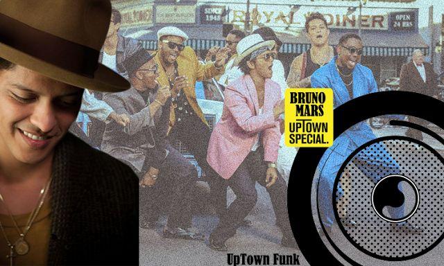 Uptown Funk Lyrics   Bruno Mars   Mark Ronson   Uptown Special (2015) poster