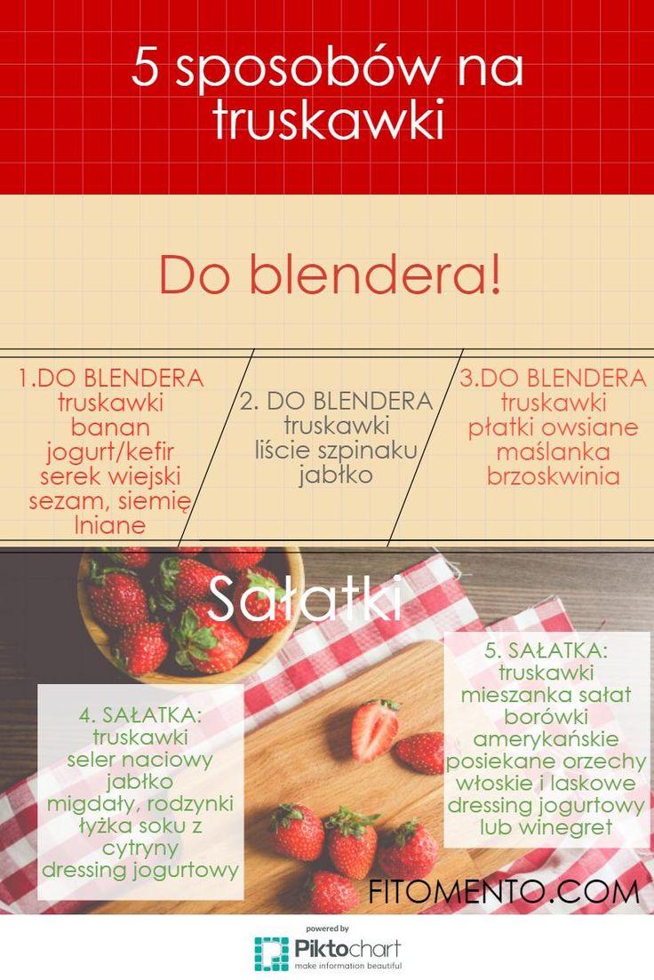 5 sposobów na truskawki!