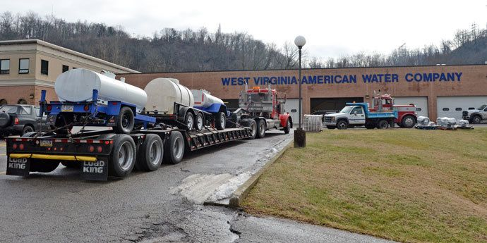 Company responsible for W. Virginia chemical spill files for bankruptcy_1/17/14